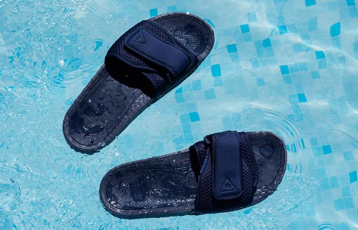 Pharrell Williams adidas Boost Slide FY6142 02