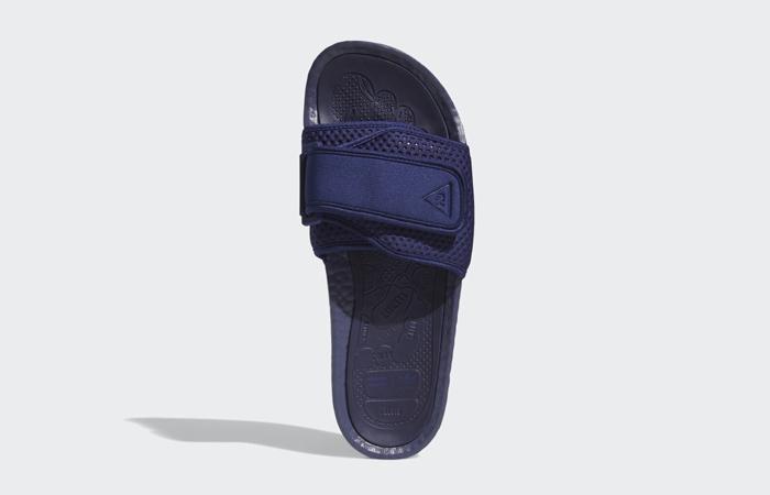 Pharrell Williams adidas Boost Slide FY6142 07