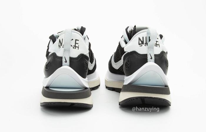Sacai Nike Vaporwaffle Black White CV1363-001 04