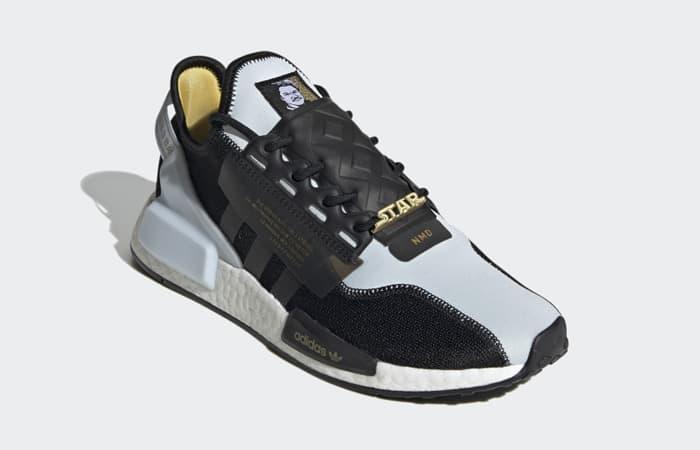 Star Wars adidas NMD R1 V2 Black Metallic Gold FX9300 02