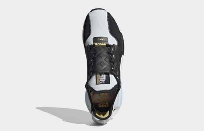 Star Wars adidas NMD R1 V2 Black Metallic Gold FX9300 04