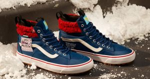 The Famous Television Series Simpsons Characters Can Be Seen In The Upcoming Vans! 02