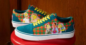 The Famous Television Series Simpsons Characters Can Be Seen In The Upcoming Vans! 03