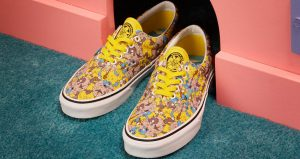 The Famous Television Series Simpsons Characters Can Be Seen In The Upcoming Vans! 04