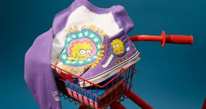The Famous Television Series Simpsons Characters Can Be Seen In The Upcoming Vans! 06