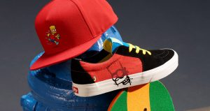 The Famous Television Series Simpsons Characters Can Be Seen In The Upcoming Vans! 09