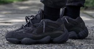 The Yeezy 500 Utility Black is Restocking In November! 01