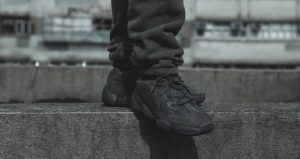 The Yeezy 500 Utility Black is Restocking In November! 02