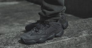 The Yeezy 500 Utility Black is Restocking In November!