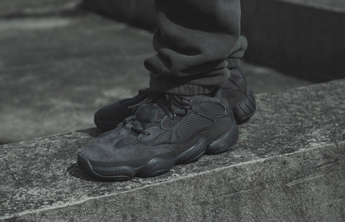 The Yeezy 500 Utility Black is Restocking In November! ft
