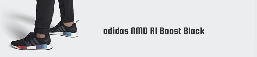 adidas NMD R1 Boost Black