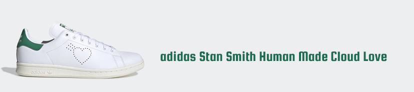 adidas Stan Smith Human Made Cloud Love