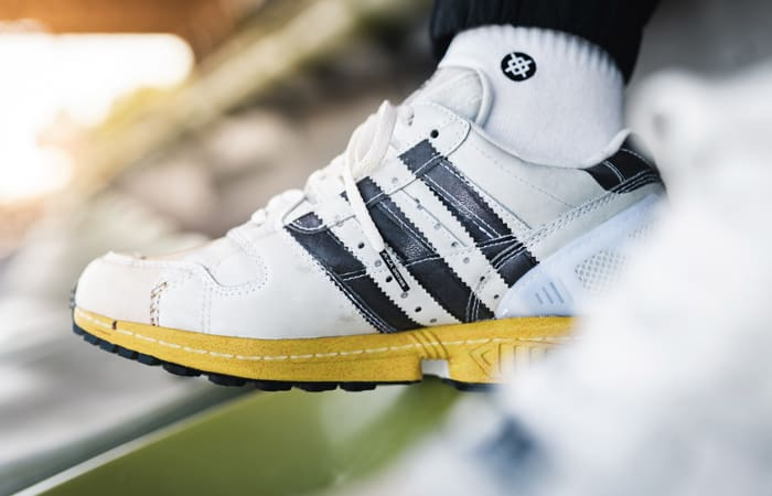 adidas ZX 8000 Superstar Stone White FW6092 on foot 02