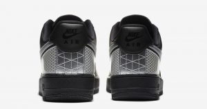 3M And Nike Air Force 1 Low Teamed Up For Another Collaboration In Black And Silver Colourways 04