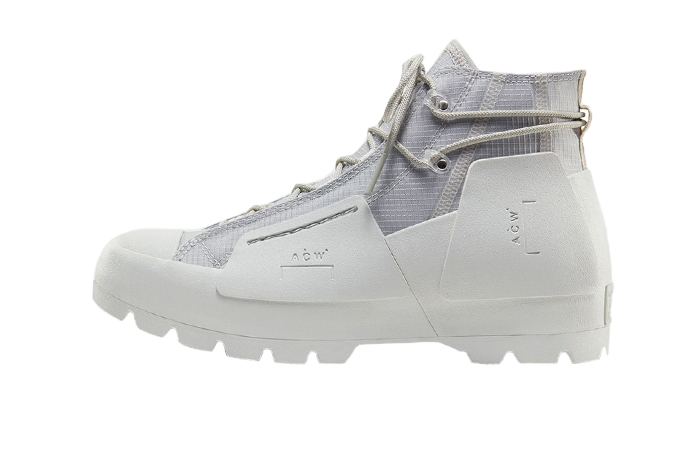A Cold Wall Converse Lugged High Grey 168177C 01