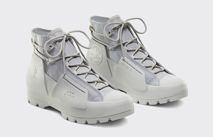 A Cold Wall Converse Lugged High Grey 168177C 03