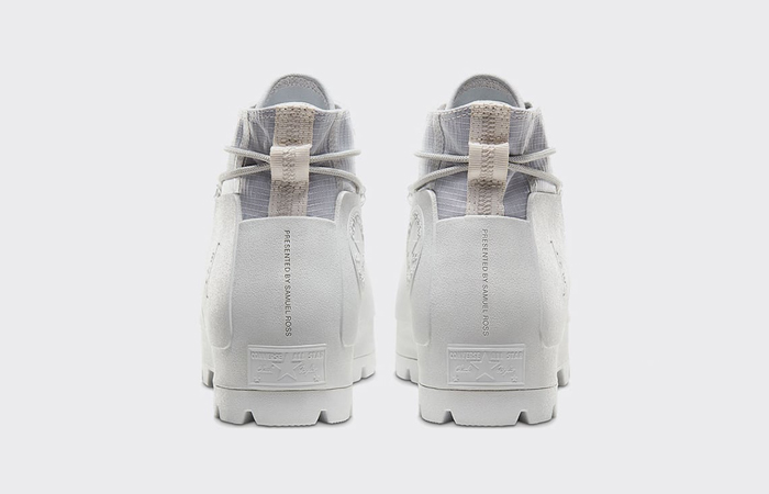A Cold Wall Converse Lugged High Grey 168177C 06
