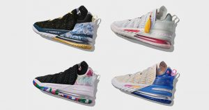 A Short List Of Upcoming Nike LeBron 18 Releases