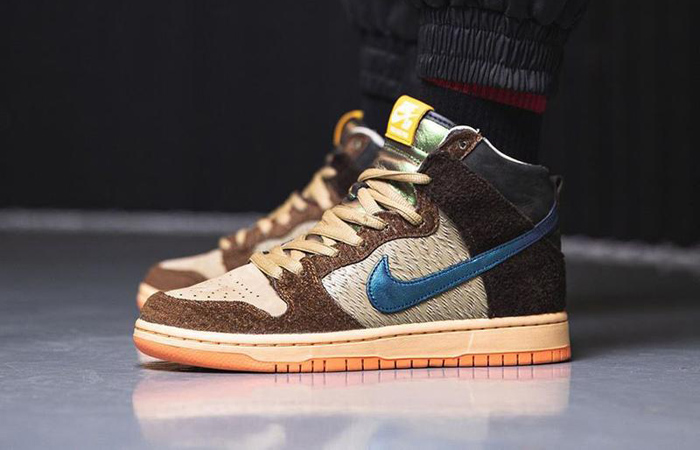 Concept Teams Up With Nike For An Exclusive Piece Of SB Dunk High f