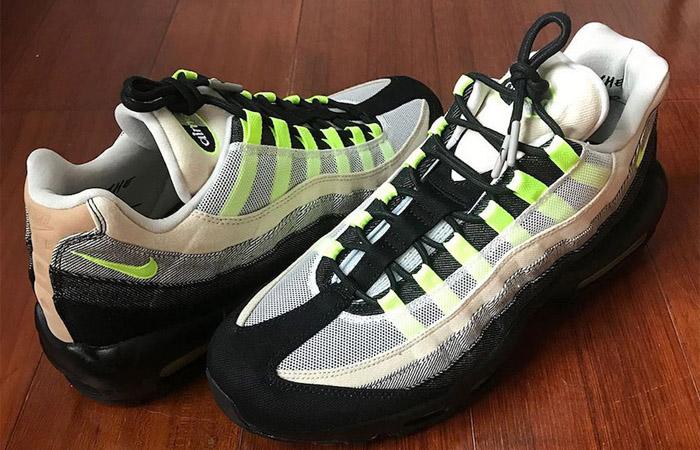 Denham Nike Air Max 95 Black Volt DD9519-001 02