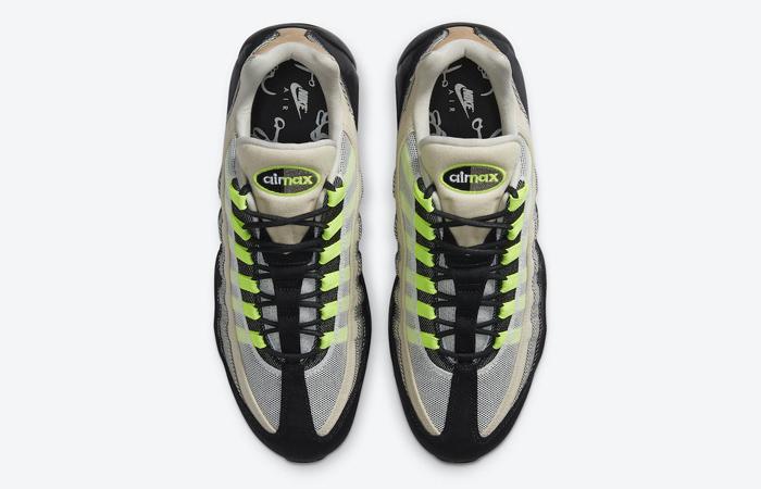 Denham Nike Air Max 95 Black Volt DD9519-001 05