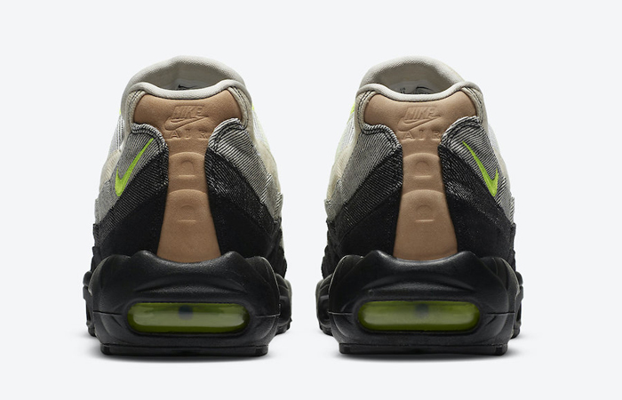 Denham Nike Air Max 95 Black Volt DD9519-001 06