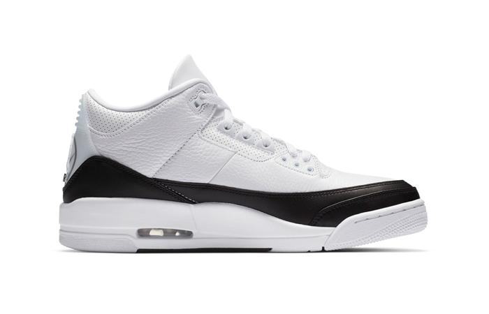 Fragment Air Jordan 3 White Black DA3595-100 03