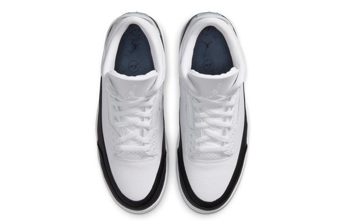 Fragment Air Jordan 3 White Black DA3595-100 04