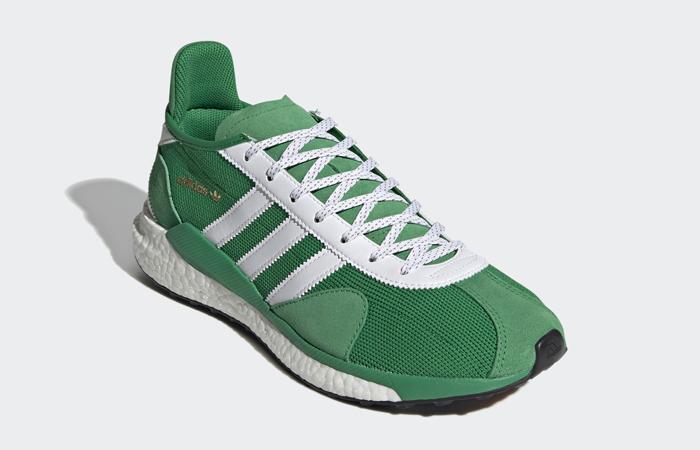 Human Made adidas Tokio Pine Green FZ0550 04