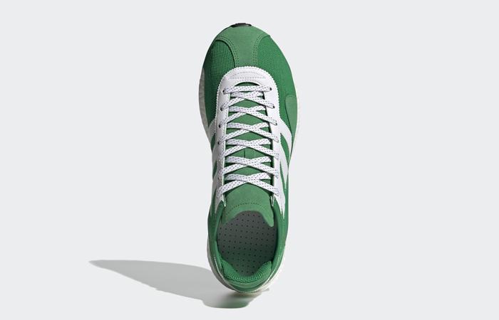 Human Made adidas Tokio Pine Green FZ0550 06
