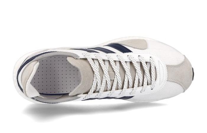 Human Made adidas Tokio White Navy FZ0551 06