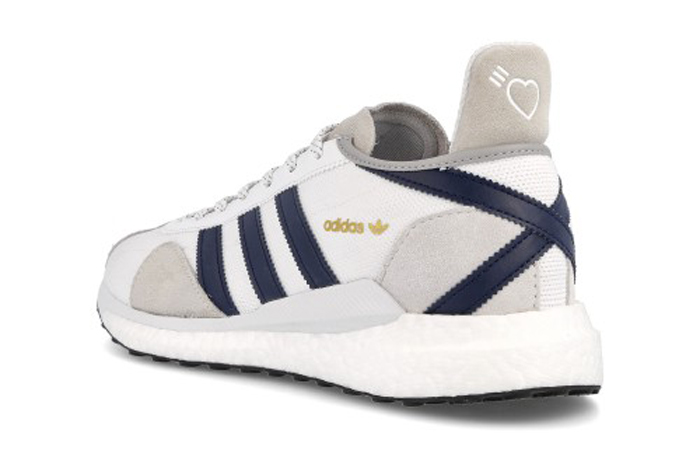 Human Made adidas Tokio White Navy FZ0551 07