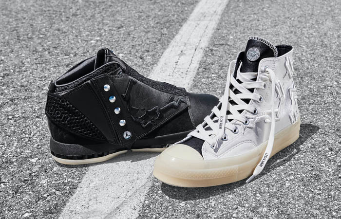 "Introduce Yourself With Another Converse Collaboration With Westbrook's Jordan ""Why Not"" ft"