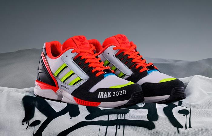 Irak adidas ZX 8000 Clear Onix FX0371 03