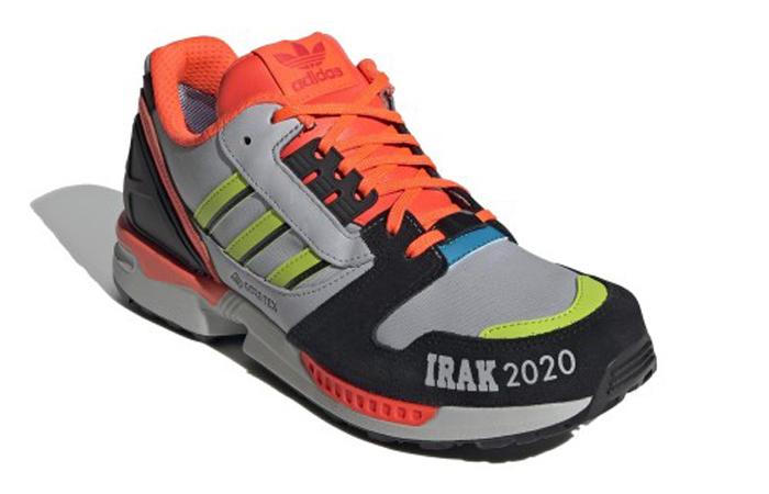Irak adidas ZX 8000 Clear Onix FX0371 05