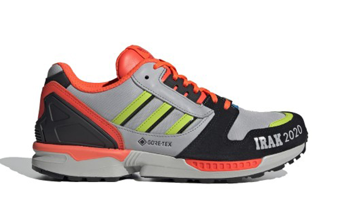 Irak adidas ZX 8000 Clear Onix FX0371 06