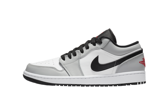 Jordan 1 Low Light Smoke Grey White 553558-030 01