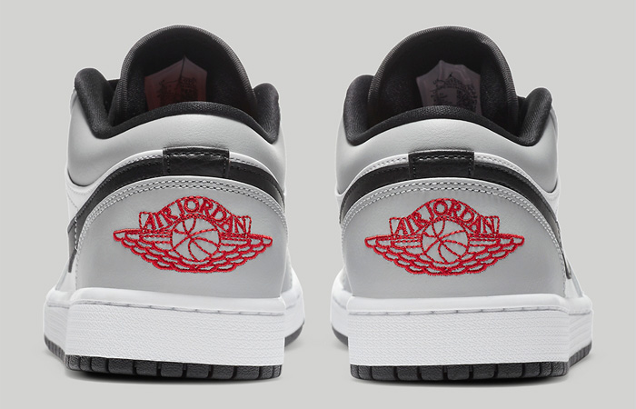 Jordan 1 Low Light Smoke Grey White 553558-030 05