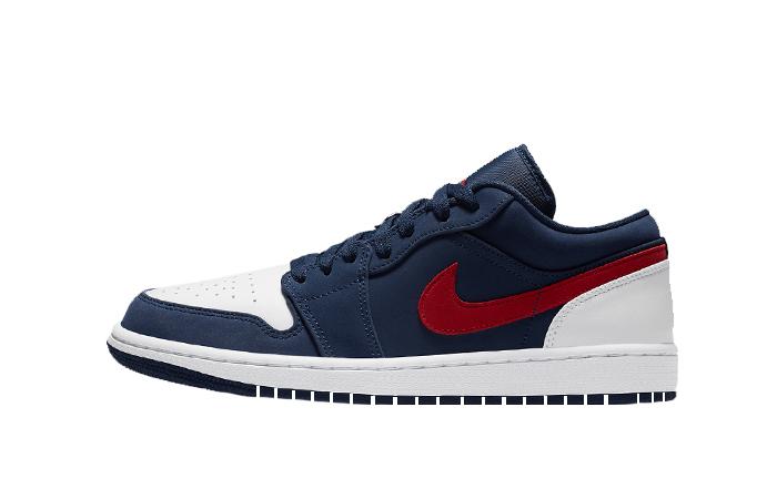 Jordan 1 Low SE USA Navy CZ8454-400 01