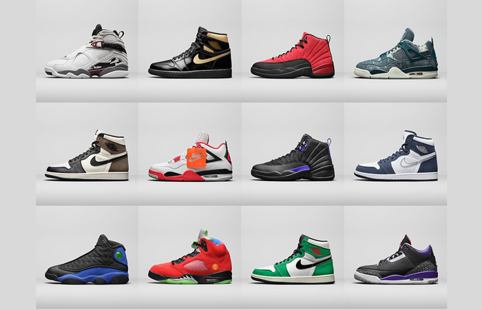 Jordan Brand Revealed Their Holiday 2020 Releases! f