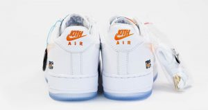 KITH Nike Air Force 1 New York City Is So Lightweight To Carry 03