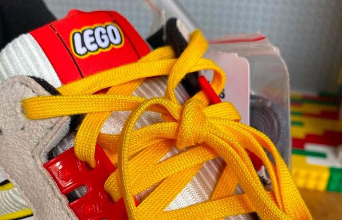 LEGO adidas ZX 8000 Yellow Blue FZ3482 03