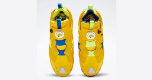 Most Favourite Collaboration Minion And Reebok Collection Will Drop Next Month 03