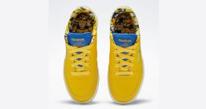 Most Favourite Collaboration Minion And Reebok Collection Will Drop Next Month 06