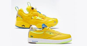 Most Favourite Collaboration Minion And Reebok Collection Will Drop Next Month