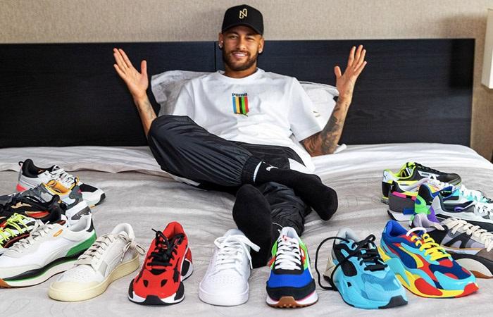 Neymar Jr. And Puma Just Announced Their Long-Term Partnership ft