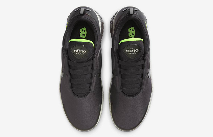 Nike Adapt Auto Max UK Black Fireberry CZ6805-001 06
