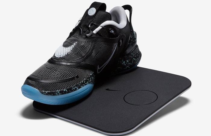 Nike Adapt BB 2.0 Black Mag Black CV2441-002 02