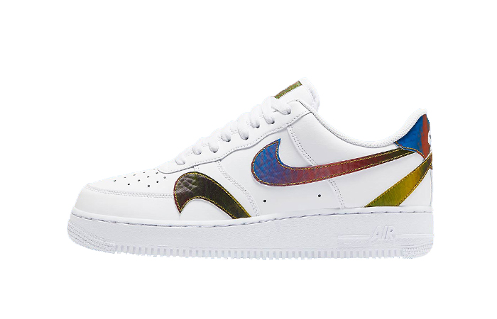 Nike Air Force 1 Misplaced Swoosh Multi CK7214-101 01