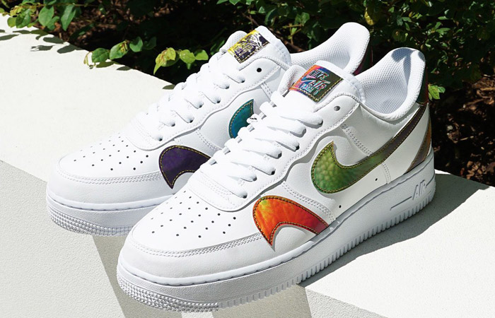 Nike Air Force 1 Misplaced Swoosh Multi CK7214-101 02